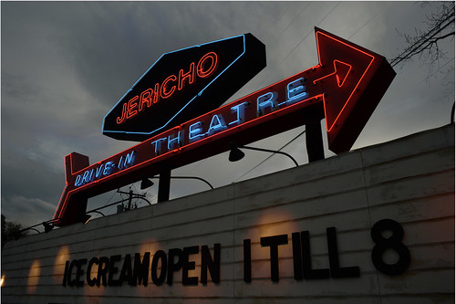 Jericho Drive-In composite picture