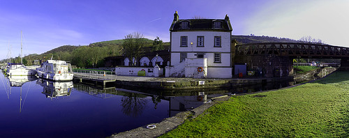 Bowling Basin Forth and Clyde Canal