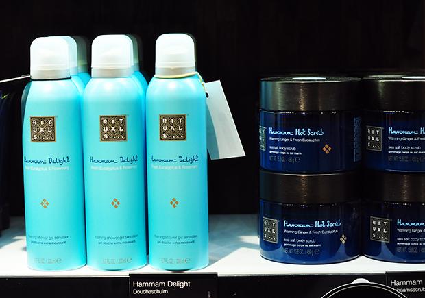 stylelab beauty blog rituals new products spring 2014 Hammam