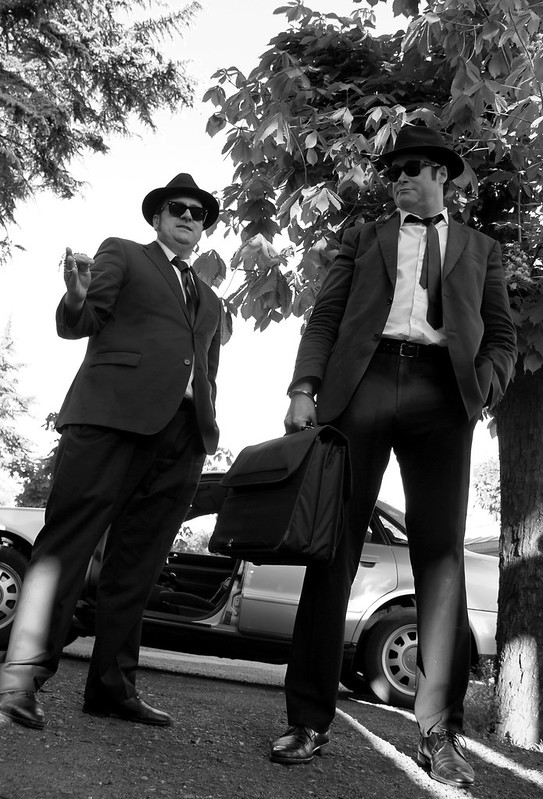 BLUES BROS TRIBUTE SHOW
