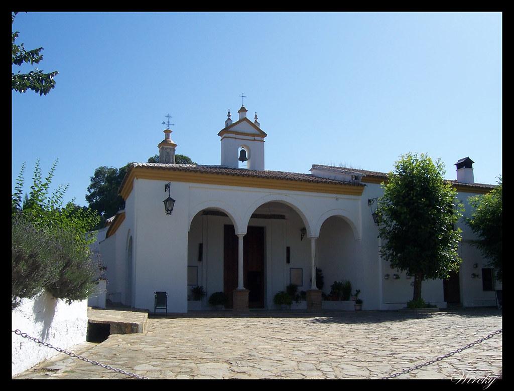 Ermita del Robledo en Constantina
