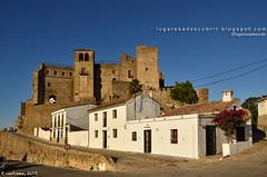 Castillo de Castellar Viejo (Cádiz, Andalucía)