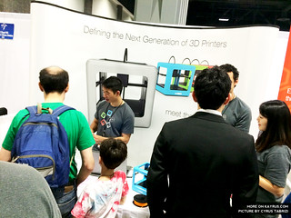 M3D Booth