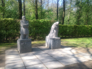 Vladslo, The Grieving Parents, Käthe Kollwitz