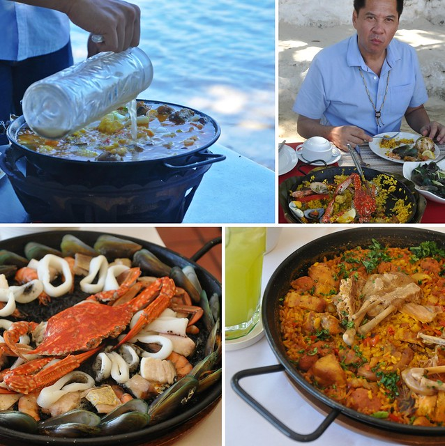 Different Kinds of Paella in Davao