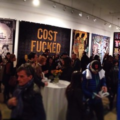 Back Against the Wall  #1 of 9 Grid mode #panoraming #art  #tapestry meets  #streetart #awesome