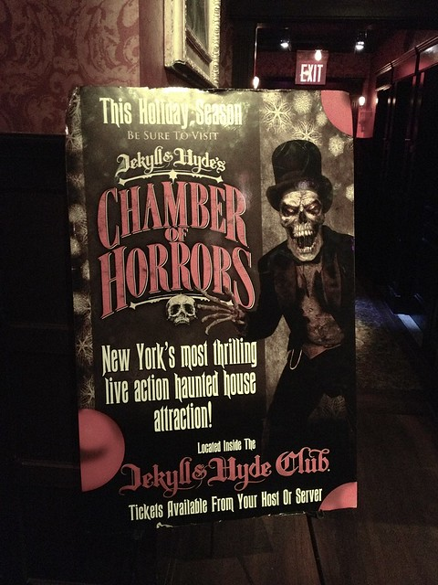 Jekyll & Hyde Restaurant and Bar Times Square New York