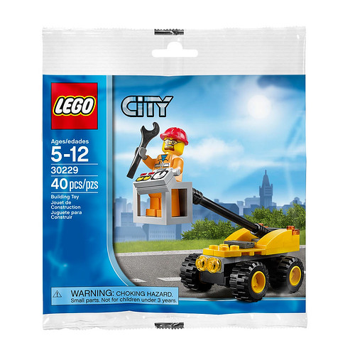 LEGO City 30229 Bag