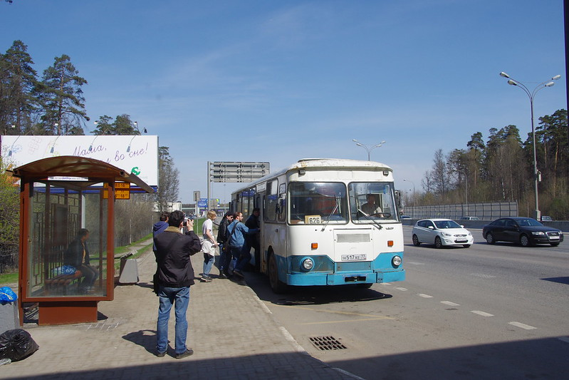 LiAZ-677 Moscow fantrip _20140427_017