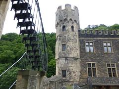 Auf Burg Rheinstein
