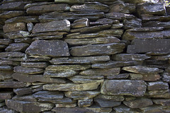 Dry Stone Wall - Material - Eden Project
