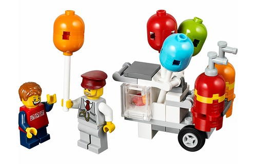 40108 Balloon Cart