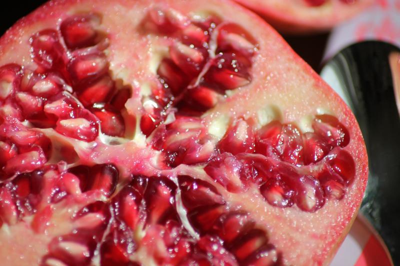 granaattiomenainen