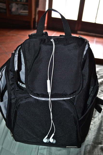 tech ready anti theft backpack
