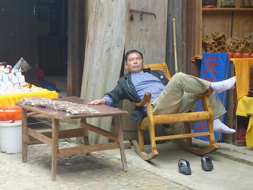 Jiangxi-Longhu Shan-2 Shangqing-village (4)