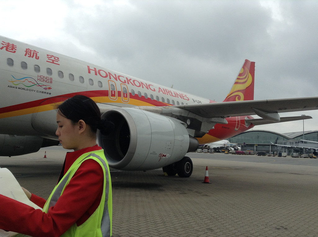 saigon hong kong airlines plane