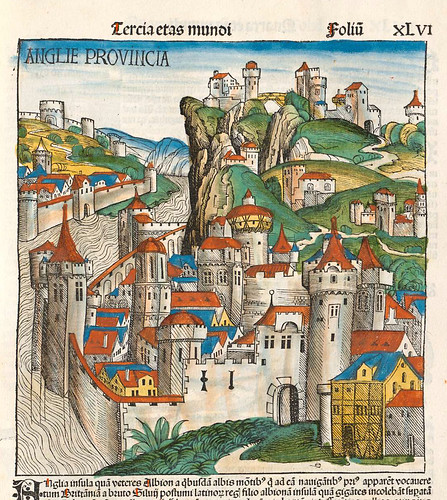 006- Inglaterra-Liber Chronicarum-1493-Biblioteca Estatal de Baviera