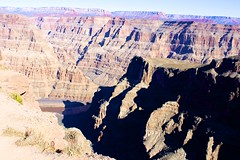 Grand Canyon indulges you to scream out your repressed thoughts. Or maybe it's just me.