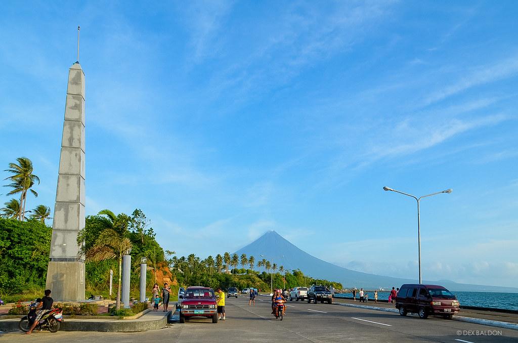 Legazpi Boulevard (April 2014)
