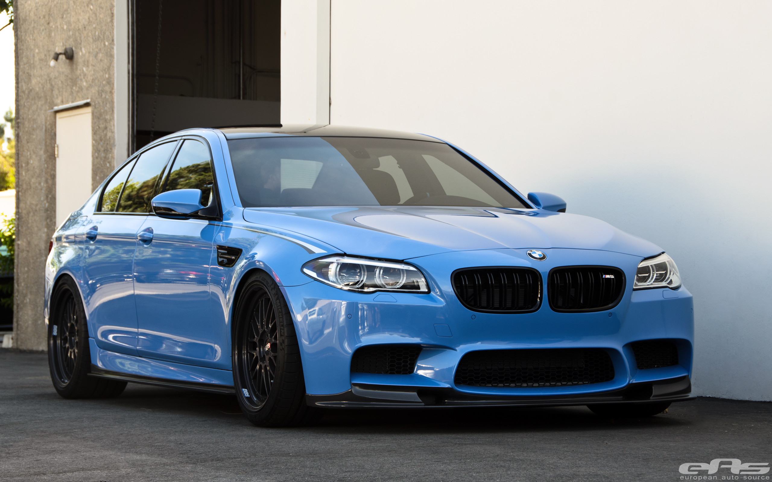 Yas Marina Blue F10 M5 By Ind Bmw Performance Parts