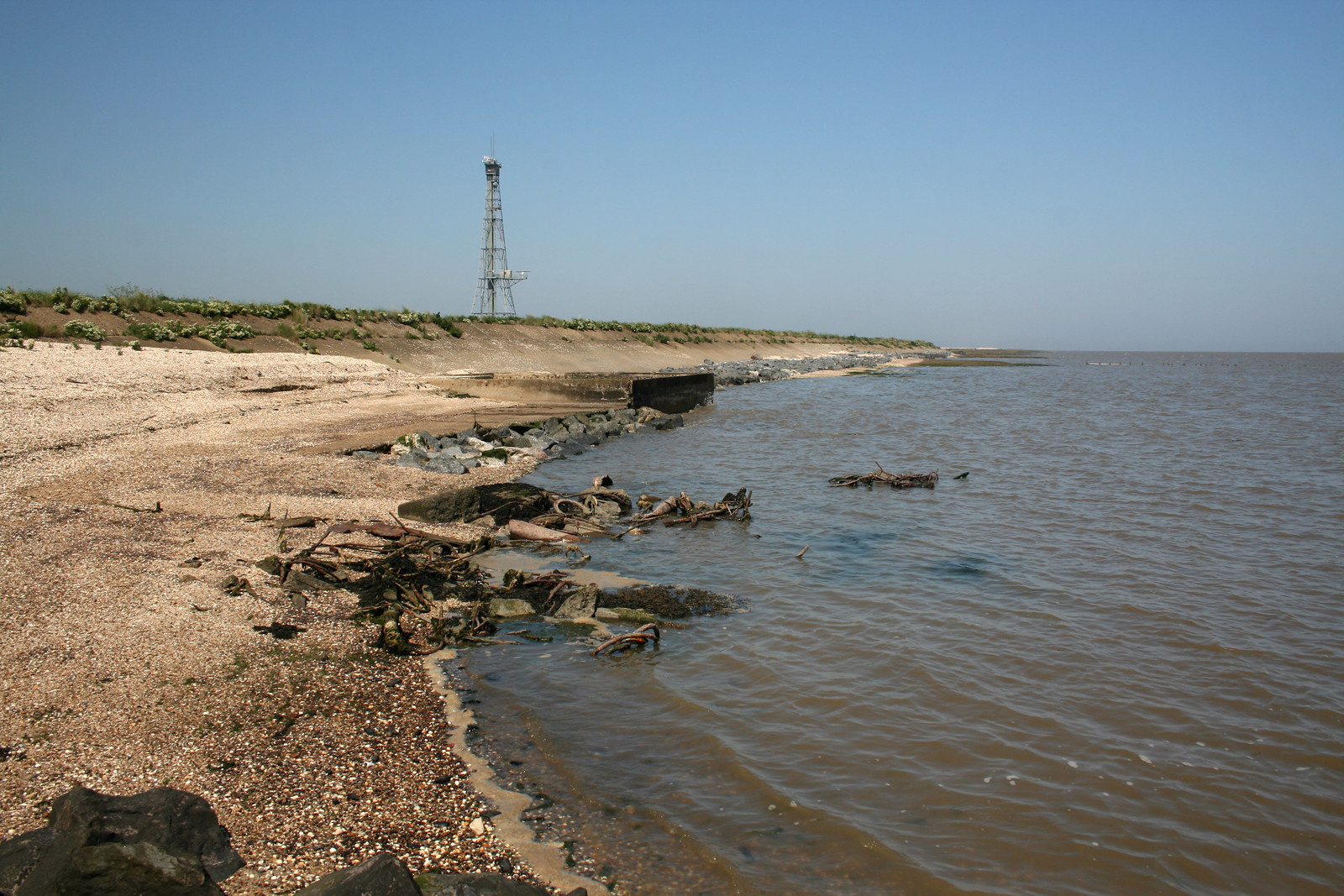 Fishermans Head, Foulness Island