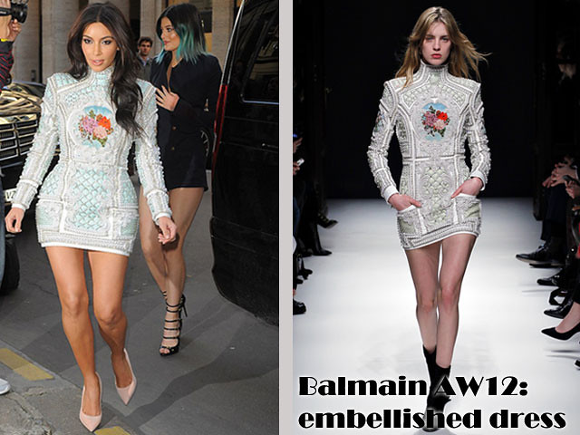 Balmain-AW12-embellished-dress, embellished mini dress, Embellished Balmain mini dress, Balmain AW12 dress, bachelorette party, bachelorette party outfit, bachelorette party attire, pre-wedding party outfit, pre-wedding party dress