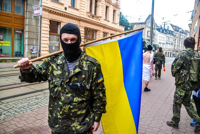 One selfie! Україна!!!