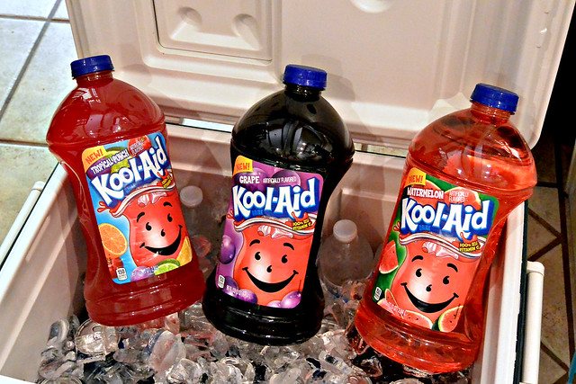 NEW! Kool-Aid 96 oz Ready to Serve #shop