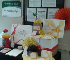 You Are My Sunshine Party Box Display