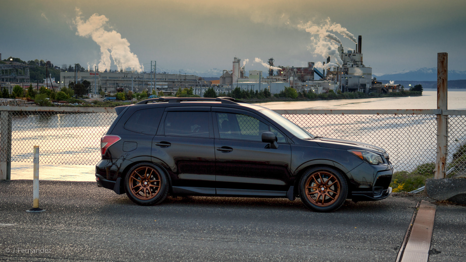 Subaru forester owners forum view single post post a pic of your ride height suspension setup