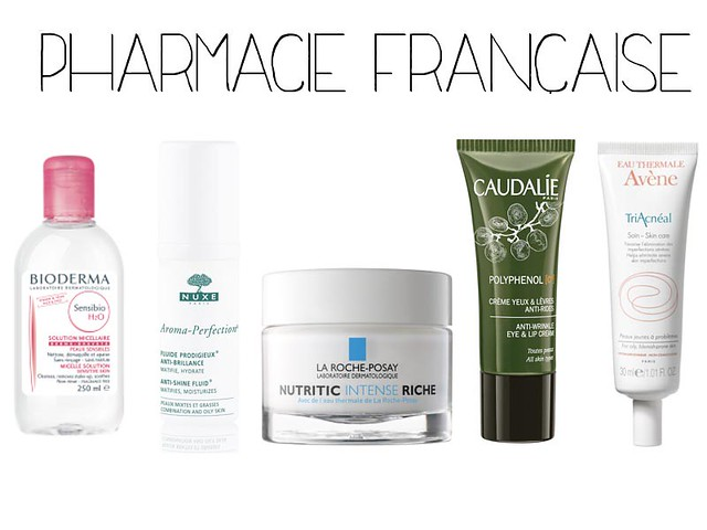 french pharmacy haul