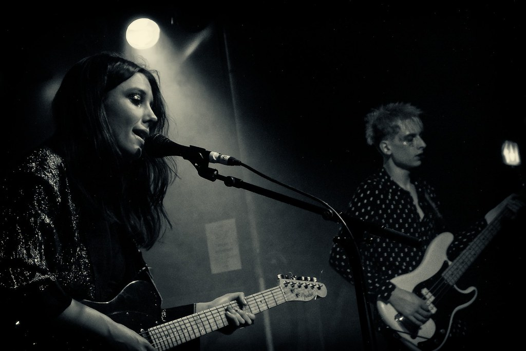 Wolf Alice at Scala