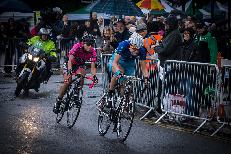 Women's Tour of Britain 2014 - Stage 2-1