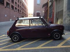 Innocenti. license-built Austin Mini