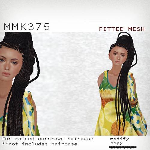 booN MMK375 hair