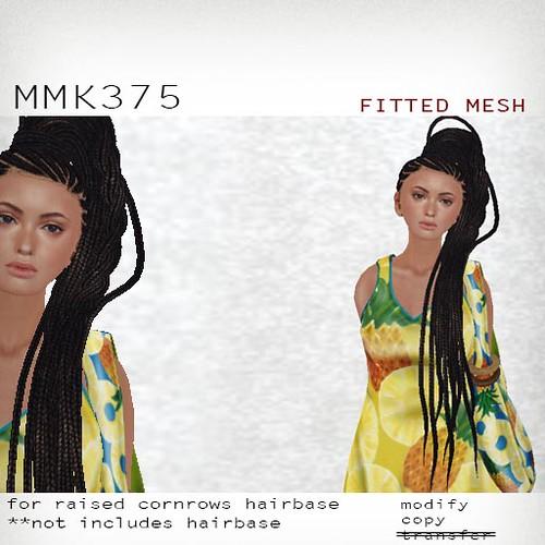 booN MMK375 hair