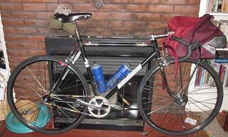 Dust Mite + IGH project bike, take 2
