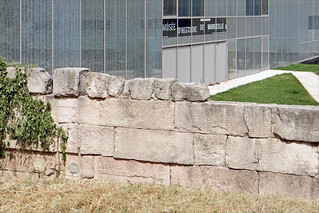 Bilde av  Jardin des Vestiges nær  Marseille. france marseille archéologie rempart réalitéaugmentée dalbera muséedhistoiredemarseille murdecrinas marseilleantique
