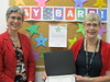 Cheryl Heywood and Barbara Gates Excellence Award 6.6.14