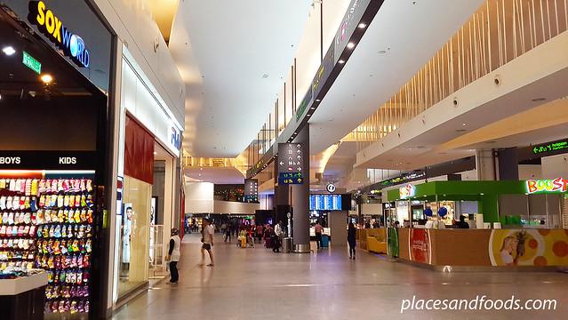 klia2 shopping terminal