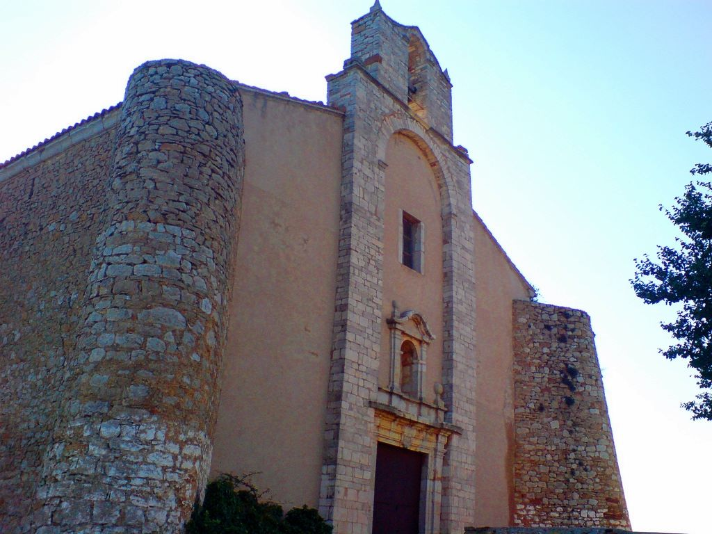 Ermita de San Cristòfol. Autor, Jorge Sanz