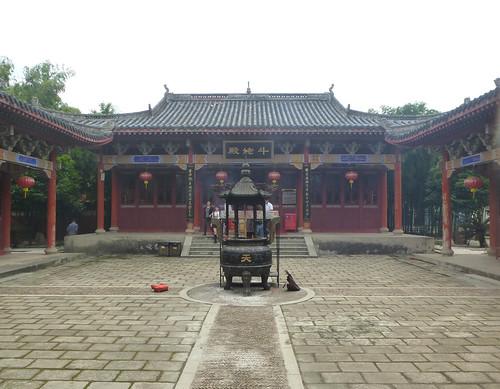 Jiangxi-Longhu Shan-2 Shangqing-temples taoistes (11)