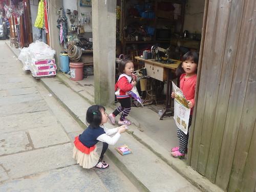 Jiangxi-Longhu Shan-2 Shangqing-village (6)