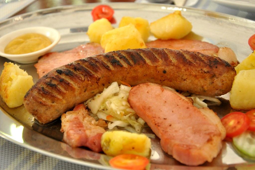 Sauerkraut Platter