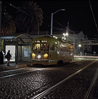 Los Angeles Railway Co. PCC Car