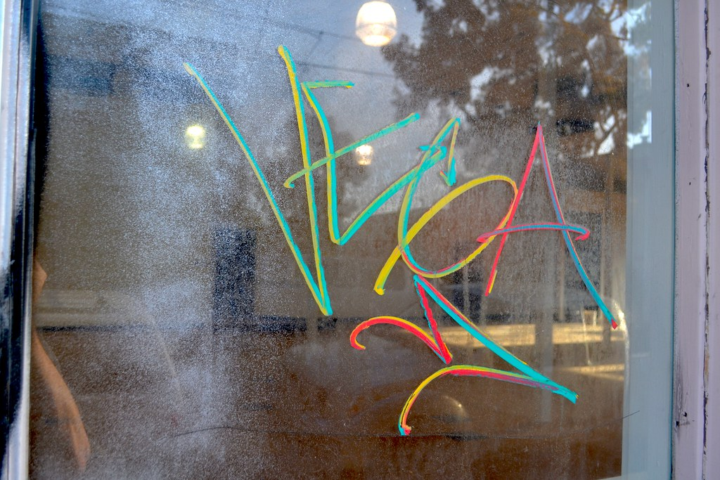 VEGA, Street Art, Graffiti, Oakland,