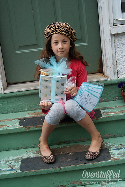 Last Day of School Sophia