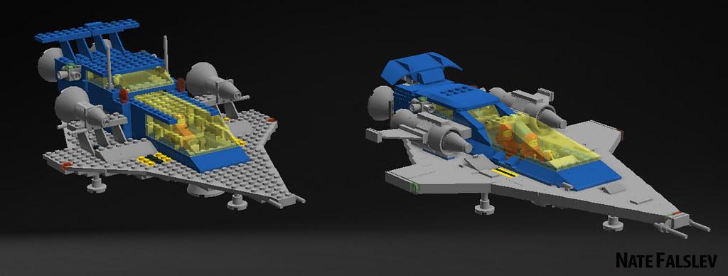 928 Galaxy Explorer Tribute