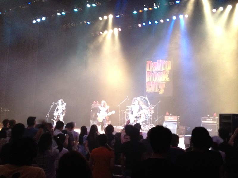 Daito Rock Festival 2014
