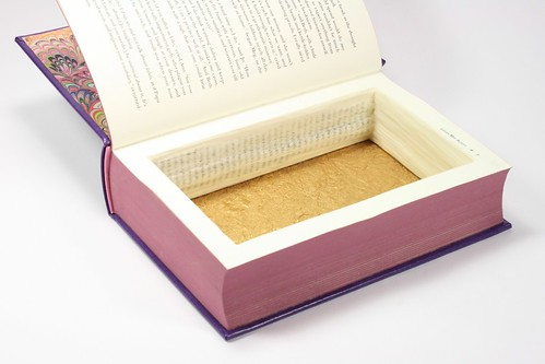 Little Women Handmade Hollow Book Box